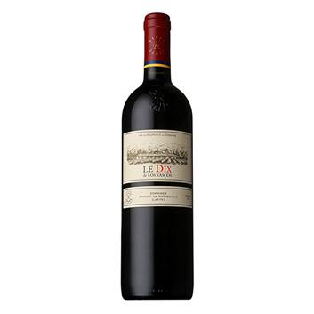 <ロス・ヴァスコス>ル・ディス・ド・ロス・ヴァスコス【2016】(赤ワイン)