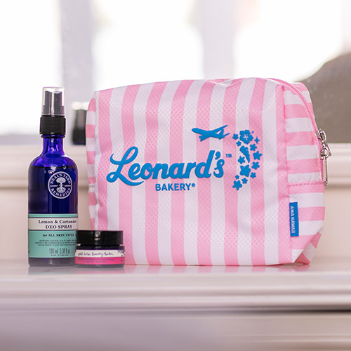 【アウトレット価格】<ANAオリジナル>Leonard's for ANA ポーチ