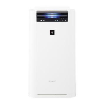 <シャープ>加湿空気清浄機 KI-LS50-W