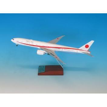 JG20156  1:200 777-300ER 80-1111 政府専用機 ギアつき ABS樹脂 完成品