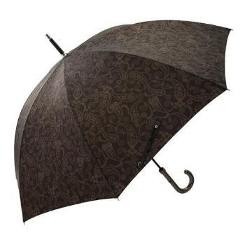 <オーロラ>ペイズリー柄長傘