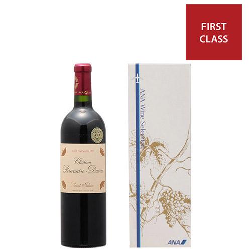 ≪ギフト箱入り≫シャトー・ブラネール・デュクリュ【2011】(赤ワイン)