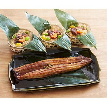 京料理【美濃吉】鰻蒲焼詰合せ