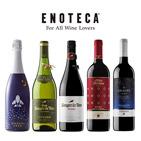 【送料無料】美食の国スペインワイン5本セット(エノテカ)