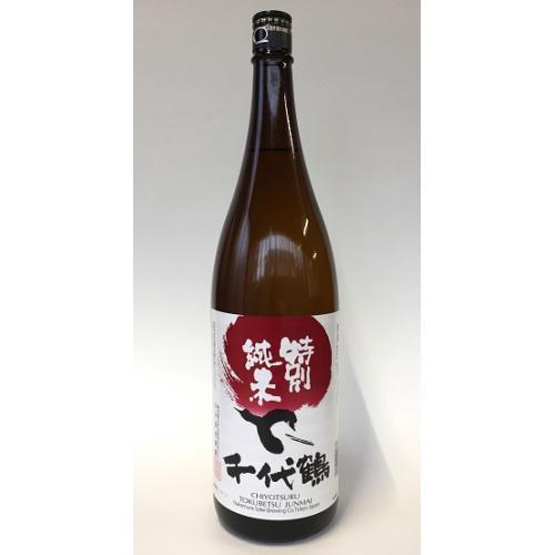千代鶴 特別純米