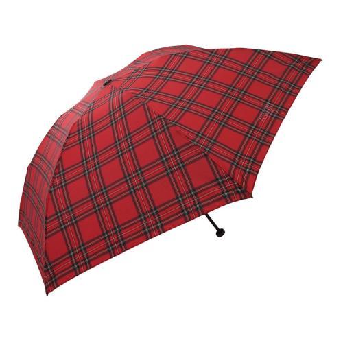 <マッキントッシュ フィロソフィー>バーブレラ軽量チェックミニ傘