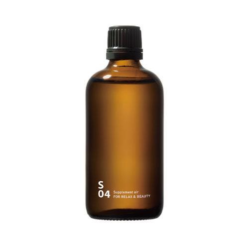 <@aroma>piezo diffuser aroma oil 100ML S04 リラックス&ビューティー
