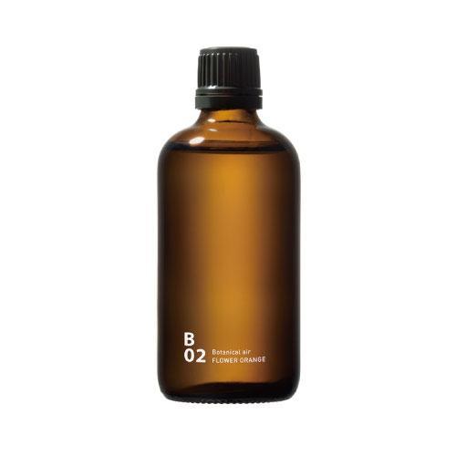 <@aroma>piezo diffuser aroma oil 100ML B02 フラワーオレンジ