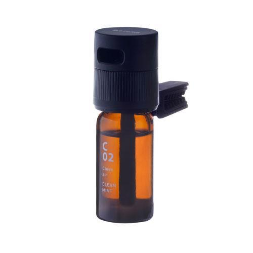 <@aroma>ドライブタイムクリップセット C02 クリーンミント