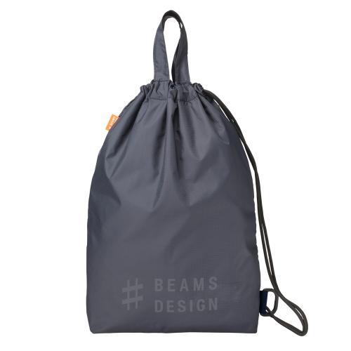 <BEAMS DESIGN>トラベルパッカブルショルダーバッグ