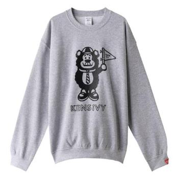 <ケンズアイビー>IVY BEAR SWEAT SHIRT