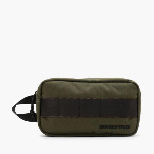 <BRIEFING GOLF>SINGLE ZIP POUCH GOLF