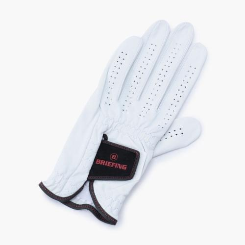 <BRIEFING GOLF>MS PREMIUM LEATHER GLOVE-L