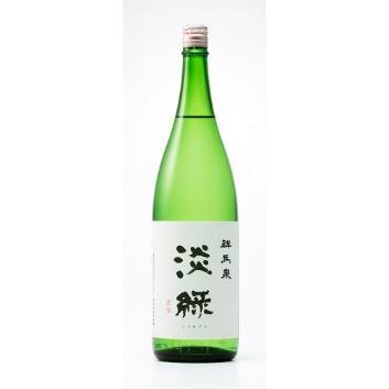 群馬泉 純米吟醸 淡緑