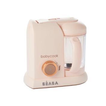 <BEABA>ベビークック 離乳食メーカー/ピンク