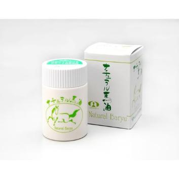 <日本創健>ナチュラル馬油・ボトルタイプ/60ml