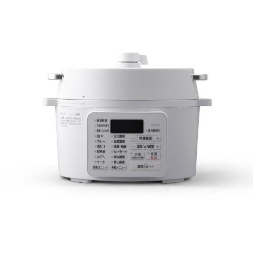 <アイリスオーヤマ>電気圧力鍋2.2L PC-MA2