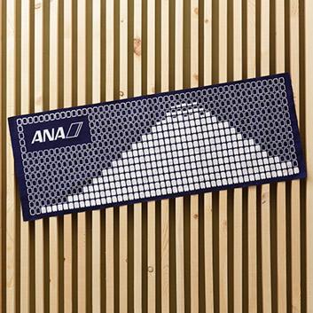 <ANAオリジナル>かまわぬ for ANA てぬぐい 富士山
