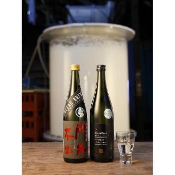 【日本発】透明タンク醸造 純米大吟醸酒 飲み比べセット