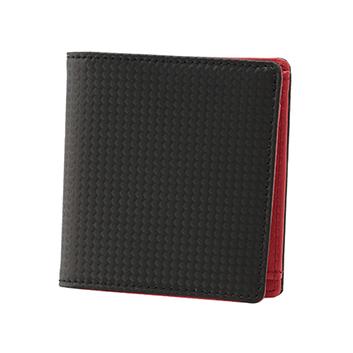 <ノイインテレッセ>シャッテン コンパクト二つ折り財布