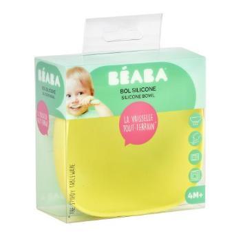 <BEABA>吸盤付きシリコンボウル