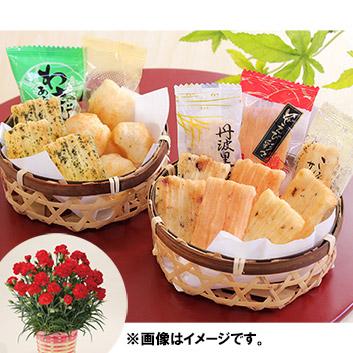 カーネーション鉢&<コータ・コート>贅沢苺のミルクバーム