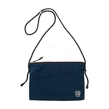 <ANAオリジナル>TO&FRO for ANA PACKABLE POUCH-SQUARE-
