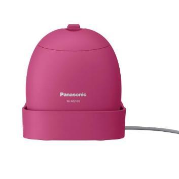<Panasonic>衣類スチーマーモバイルNI-MS100