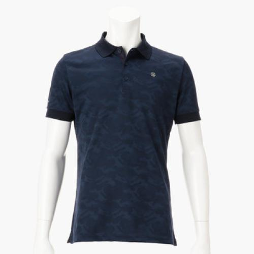 <BRIEFING GOLF>MS CAMO JQ POLO