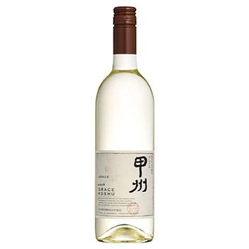<中央葡萄酒株式会社>グレイス甲州【2018】(白ワイン)