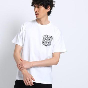 <タケオキクチ>STARWARS(スター・ウォーズ)/ポケットTシャツ