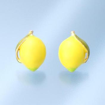 <ヴァンドーム ブティック>レモンピアス