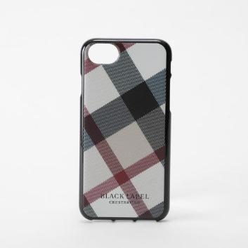 <ブラックレーベル・クレストブリッジ>クレストブリッジチェックi-Phone6&7ケース