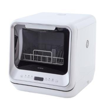 <シロカ>食器洗い乾燥機 SS-M151