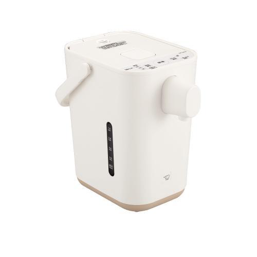 <象印>STANシリーズ 電動ポット ホワイトモデル CP-CA12-WA