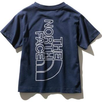 <ザ・ノース・フェイス>【キッズ】ビッグルートTシャツ