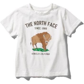 <ザ・ノース・フェイス>【キッズ】グラフィックアニマルTシャツ