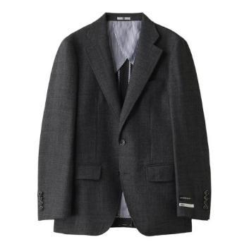 <スーツセレクト>ニュージーランドウールMIXセットアップジャケット