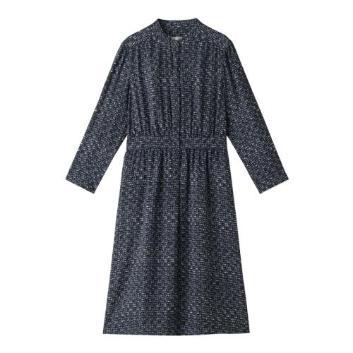 <23区>ツィーディープリントドレス