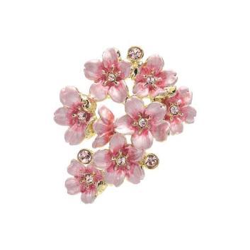 <ヴァンドームブティック>【WEB限定】桜ブローチ
