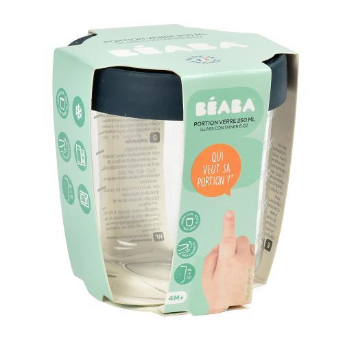 <BEABA>ガラス保存容器250ml