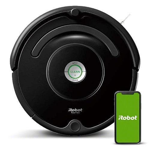 <iRobot>ロボット掃除機ルンバ 671