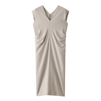 <ベイジ,>YALA ドレス