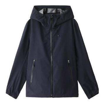 <Jプレス>【J.PRESS PLUS】【防風】【耐水】ウーリーライクポリエステル マウンテンジャケット