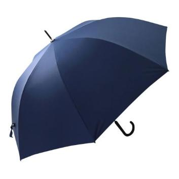 <フロータス>超撥水無地耐風UV長傘