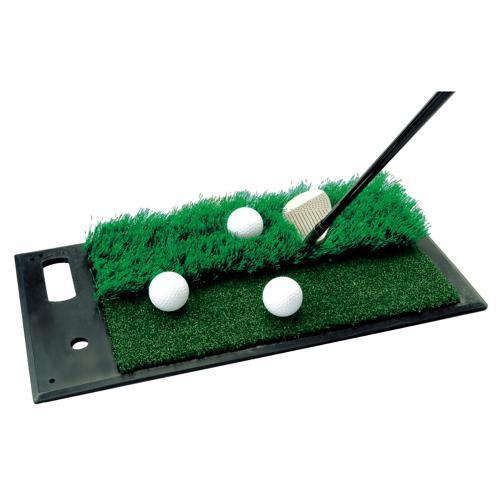 【ゴルフ練習機】ツーウェイマット