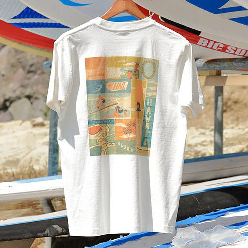 <ANAオリジナル>Nick Kuchar for ANA オリジナルTシャツ(ユニセックス)