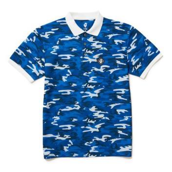 <ヴィ・トゥエルヴ>カモ柄 ポロシャツ
