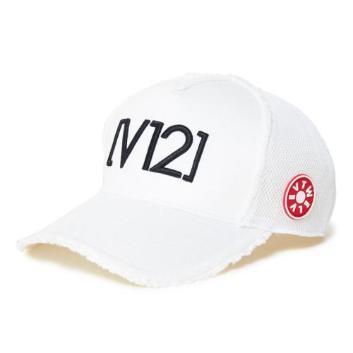<ヴィ・トゥエルヴ>ダメージV12 メッシュキャップ