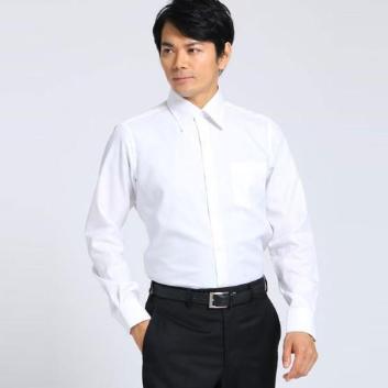 <タケオキクチ>マイクロドットブロードシャツ